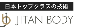 「JITAN BODY整体院 町田」ロゴ